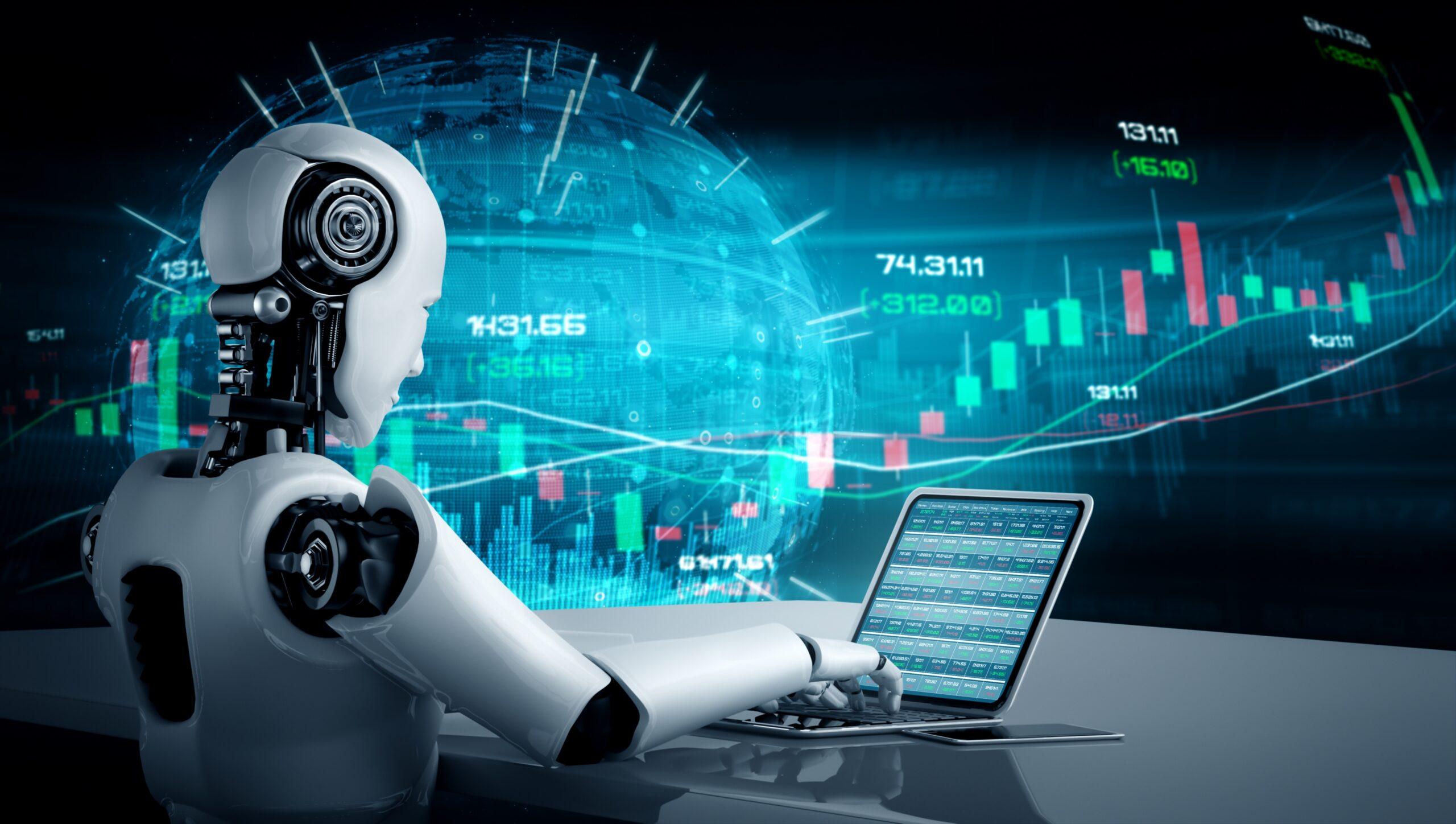 Roboty handlowe